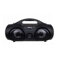 Φορητό Ασύρματο Ηχείο Bluetooth FM με Μικρόφωνο και Τηλεχειριστήριο SPM 12276