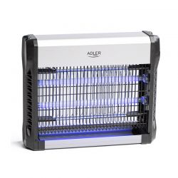 Ηλεκτρική Εντομοπαγίδα με Λάμπες UV 23.7 W Adler AD-7934