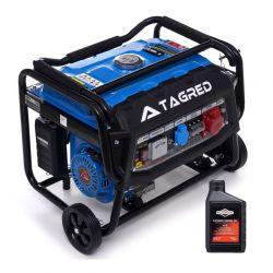 Τριφασική Ηλεκτρογεννήτρια Βενζίνης 3500 W TAGRED TA3500TGWX