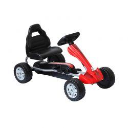 Παιδικό Αυτοκινητάκι Go Cart με Πεντάλ HOMCOM 341-027