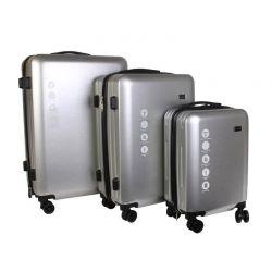 Σετ 3 Βαλίτσες Καμπίνας JET LAG VO1435
