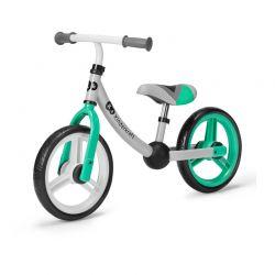Παιδικό Ποδήλατο Ισορροπίας Kinderkraft 2Way Next Χρώματος Mint KR2WAY00GRE00000