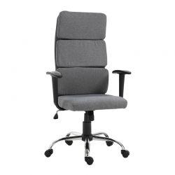Καρέκλα Γραφείου 50 x 56.5 x 117-127 cm HOMCOM 921-087
