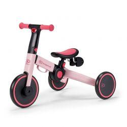 Παιδικό Πτυσσόμενο Τρίκυκλο Ποδήλατο KinderKraft 4Trike Χρώματος Ροζ KR4TRI00PNK0000
