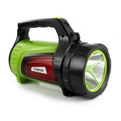 Επαναφορτιζόμενος LED Φακός με Λειτουργία Power Bank 10 W MAR-POL M82721