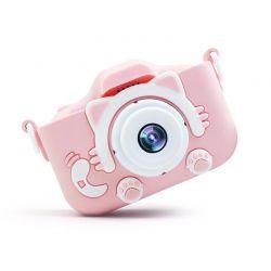 Παιδική Ψηφιακή Φωτογραφική Μηχανή Χρώματος Ροζ SPM 5908222219888-Pink