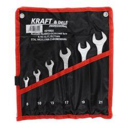 Σετ Γερμανοπολύγωνα 6 τμχ Kraft&Dele KD-10925
