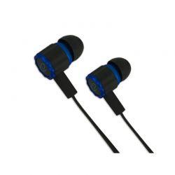 Ακουστικά Ηandsfree 3.5 mm VIPER Χρώματος Μπλε Esperanza EGH201B