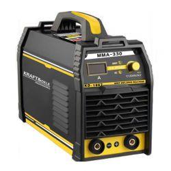 Ηλεκτροκόλληση Inverter MMA IGBT 330A LCD Kraft&Dele KD-1867