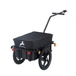 Τρέιλερ Ποδηλάτου για Φορτία από Ατσάλι 144 x 59 x 80 cm HOMCOM B71-005