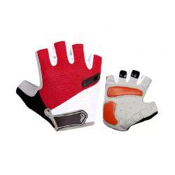 Γάντια Ποδηλάτου Κοντά Χρώματος Κόκκινο SPM DYN-5059059089R