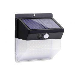 Ηλιακός Προβολέας με 136 LED και Ανιχνευτή Κίνησης GloBrite DB7470