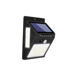 Ηλιακός Προβολέας με 100 LED και Ανιχνευτή Κίνησης GloBrite DB5218