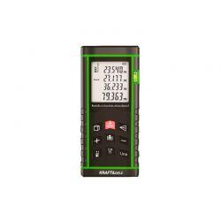 Ψηφιακός Μετρητής Απόστασης με Laser 80 m Kraft&Dele KD-10407