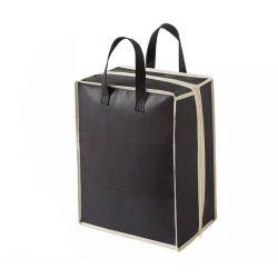 Θήκη Ταξιδίου 6 Ζευγαριών Παπουτσιών με Λαβή Μεταφοράς Χρώματος Μαύρο SPM DYN-5059059072440
