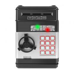 Πλαστικός Ηλεκτρονικός Κουμπαράς - Χρηματοκιβώτιο με Κωδικό Ασφαλείας 13 x 12 x 19.5 cm SPM 12151