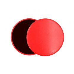 Σετ Δίσκοι Ολίσθησης 2 τμχ Χρώματος Κόκκινο SPM DYN-5059059082944