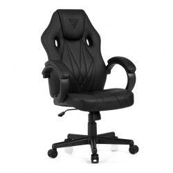 Καρέκλα Gaming Χρώματος Μαύρο SENSE7 Prism 7135330