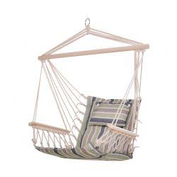 Μονή Αιώρα - Κάθισμα 100 x 106 cm Πολύχρωμη Outsunny 84A-142MX