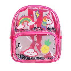 Παιδική Τσάντα Πλάτης Unicorn Home Deco Factory VO1422