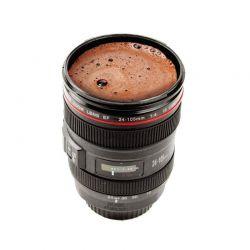 Κούπα σε Σχήμα Φακού Φωτογραφικής Μηχανής με Καπάκι MWS365