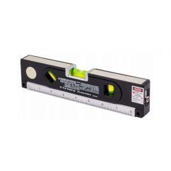 Μέτρο - Αλφάδι με Γραμμή Laser 150 cm Kraft&Dele KD-10438