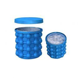 Παγοθήκη-Παγοκύστη-Σαμπανιέρα Σιλικόνης Ice Cube Maker Genie MWS17600