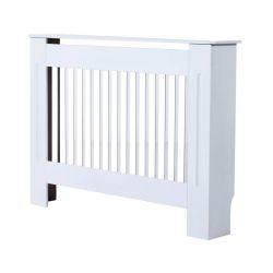 Ξύλινο Κάλυμμα Καλοριφέρ / Ντουλάπι Θέρμανσης 81 x 19 x 112 cm HOMCOM 820-029