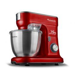 Κουζινομηχανή 1500 W Χρώματος Κόκκινο Turbotronic TT-015 Red