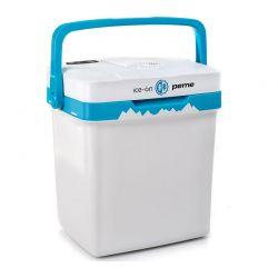Ηλεκτρικό Φορητό Ψυγείο Θερμαντήρας 27 Lt 12 V Peme Ice-on Glacier Blue 6602196