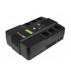 UPS με 6 Schuko Πρίζες 600 VA 360 W AiO Green Cell UPS06