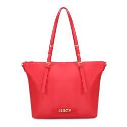 Γυναικεία Τσάντα Χειρός Χρώματος Κόκκινο Juicy Couture 349 673JCT1242
