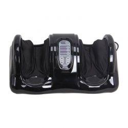 Συσκευή Μασάζ Ποδιών και Πελμάτων με Τηλεχειριστήριο Χρώματος Μαύρο Hoppline HOP1001223-1
