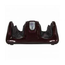 Συσκευή Μασάζ Ποδιών και Πελμάτων με Τηλεχειριστήριο Χρώματος Μπορντό Hoppline HOP1001223-2