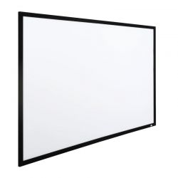 Επιτοίχια Οθόνη για Προβολείς LED και LCD 274 x 158 x 3.8 cm HOMCOM 001-011V01