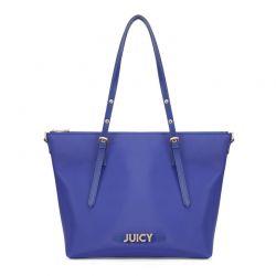 Γυναικεία Τσάντα Χειρός Χρώματος Μπλε Juicy Couture 349 673JCT1243