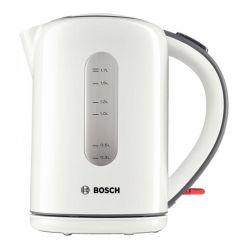 Ηλεκτρικός Βραστήρας 1.7 Lt Χρώματος Λευκό Bosch TWK7601