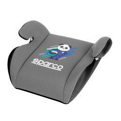 Παιδικό Κάθισμα Αυτοκινήτου Χρώματος Γκρι - Μαύρο για Παιδιά 15-36 Kg Sparco Booster F100KPGRBK