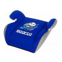 Παιδικό Κάθισμα Αυτοκινήτου Χρώματος Μπλε - Γκρι για Παιδιά 15-36 Kg Sparco Booster F100KPBLGR