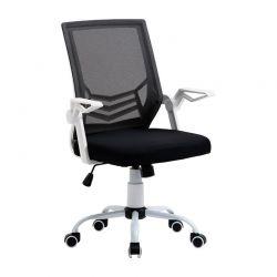 Καρέκλα Γραφείου 62.5 x 55 x 94 -104 cm Χρώματος Μαύρο Vinsetto 921-547BK