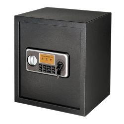 Χρηματοκιβώτιο Ασφαλείας με Ηλεκτρονική Κλειδαριά και Κλειδί 35 x 30 x 39.3 cm HOMCOM B00-013