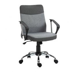 Καρέκλα Γραφείου 56 x 57.5 x 92-102 cm Vinsetto 921-384