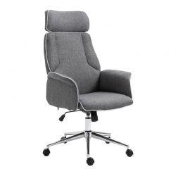 Καρέκλα Γραφείου 68.5 x 71.5 x 120-130 cm Vinsetto 921-183V70