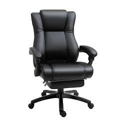 Καρέκλα Γραφείου με Υποπόδιο 68 x 68 x 107-117 cm Vinsetto 921-440V70