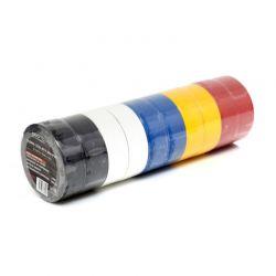 Σετ Μονωτικές Ταινίες PVC 19 mm x 10 m 10 τμχ Kraft&Dele KD-10915