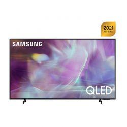 """Τηλεόραση Samsung QLED HDR 55"""" Wi-Fi Smart 4K TV QE55Q60A"""
