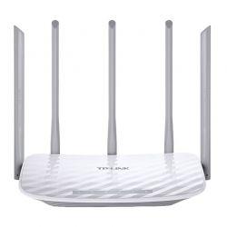 Ασύρματο Router Wi‑Fi 5 με 4 Θύρες Ethernet Archer C60 v1 TP-LINK TPARCHERC60