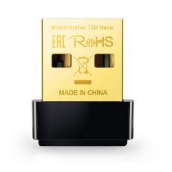 Ασύρματος USB Αντάπτορας Δικτύου 600 Mbps Archer T2U Nano v1 TP-LINK TPT2UNANO