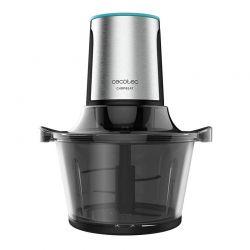 Μπλέντερ - Πολυκόπτης 600 W Cecotec ChopBeat 1500 TitanBlack Glass CEC-04185