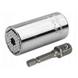"""Πολυκαρυδάκι - Πολύκλειδο με Αντάπτορα 7-19 mm 1/4-3/4"""" Kraft&Dele KD-1561"""